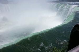 Water Over Niagara Falls